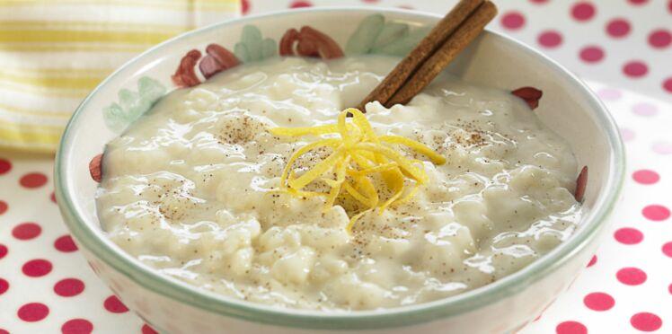 Arroz doce, le riz au lait portugais
