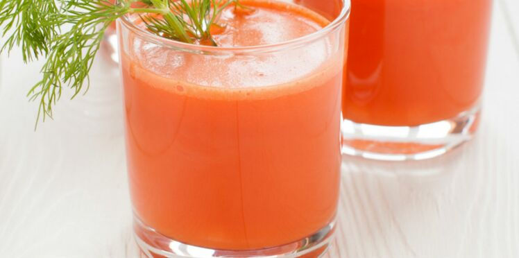 Jus vitaminé pomme/ orange/fenouil