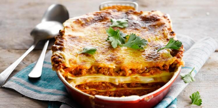 Lasagnes : toutes nos recettes qui sentent bon l'Italie