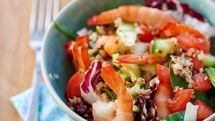 Nos meilleures recettes au quinoa à tester d'urgence