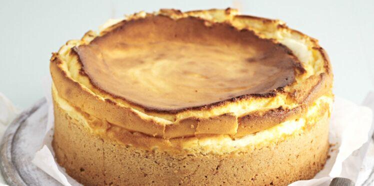 Gâteau au fromage blanc au Thermomix