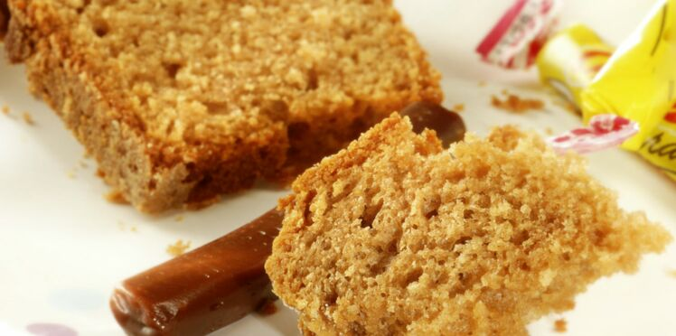 Cake au Carambar