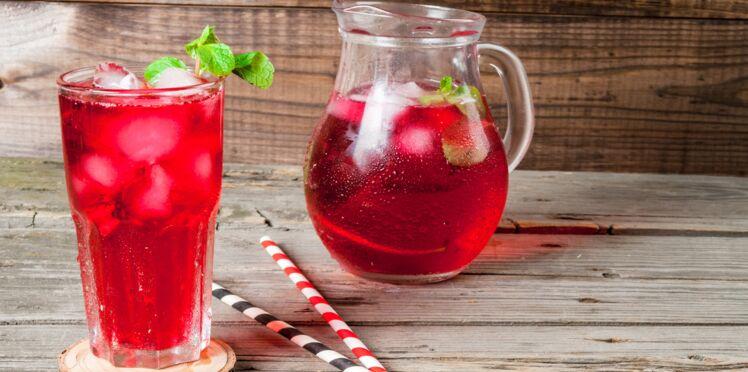 Sirop de fraise facile