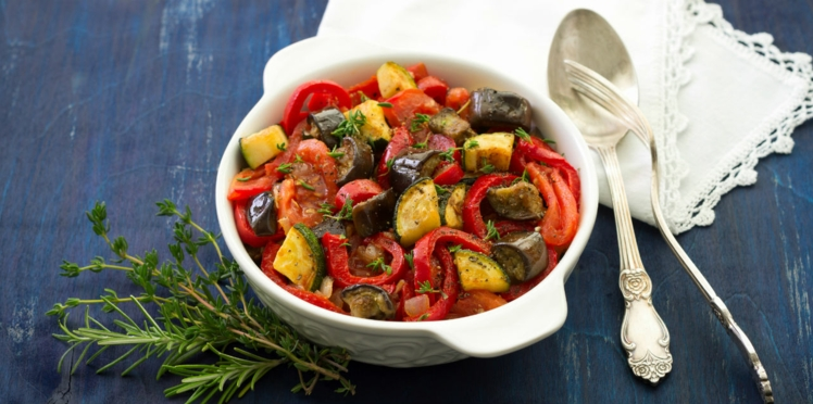 Ratatouille traditionnelle