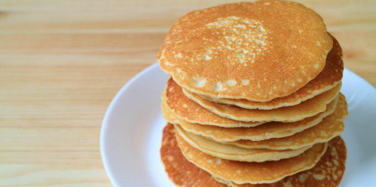 Pancake à la farine de châtaigne 24kcal l'unité