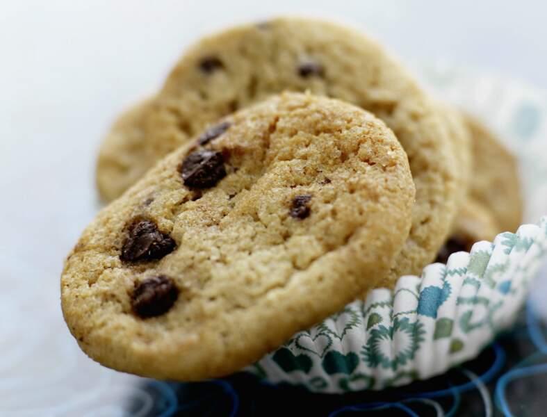 Cookies parfaits, croustillants et fondants