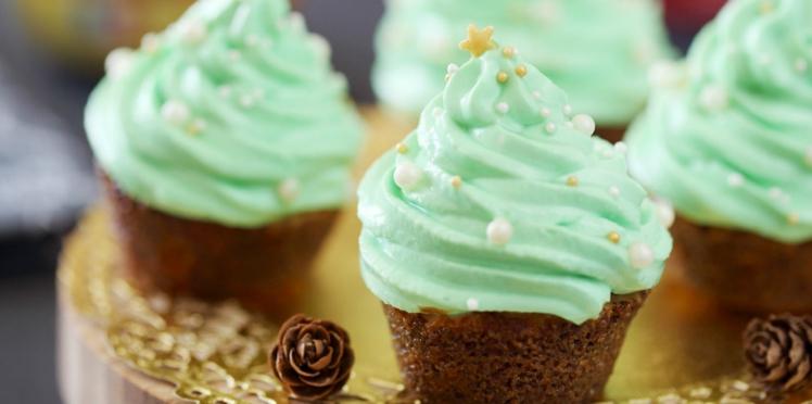 Mini-muffins de Noël à la chicorée