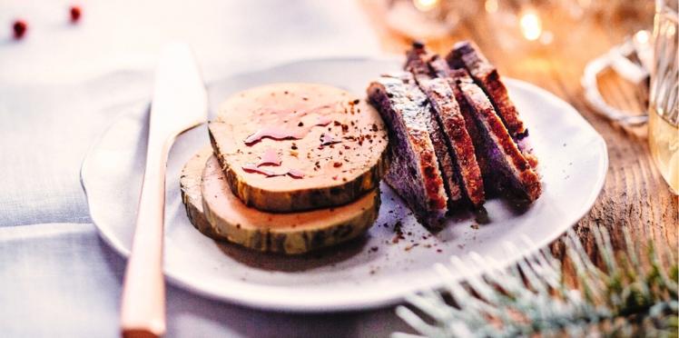 Foie gras : toutes nos recettes poêlées ou en terrine