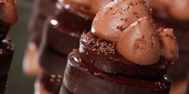 La recette de la tarte au chocolat de Jonathan Blot