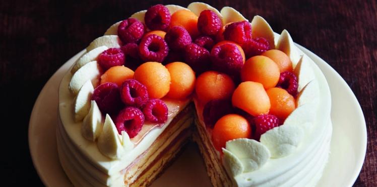 Shortcake au melon