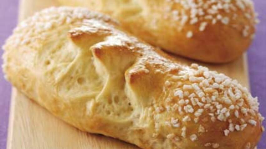 Mes meilleures recettes gourmandes : pains et viennoiseries