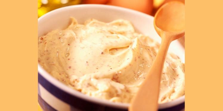 Mayonnaise au safran