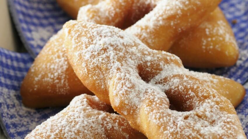 Les meilleurs beignets de carnaval
