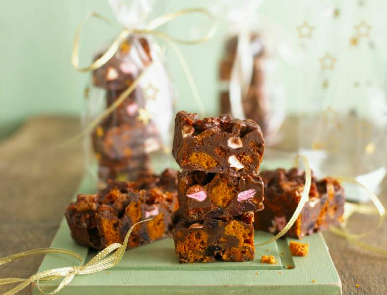 Rocky road cakes