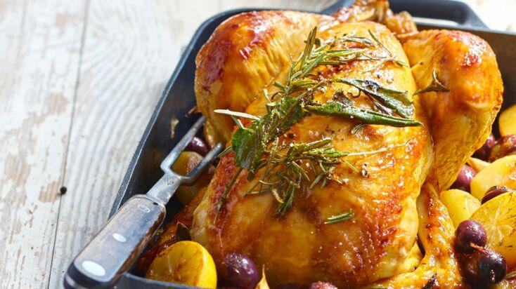 5 façons délicieuses de cuire le poulet