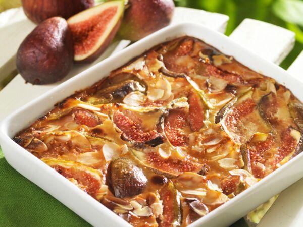 G teau aux figues d couvrez les recettes de cuisine de - Cuisiner des figues fraiches ...
