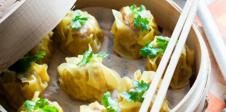 Les recettes porte-bonheur du Nouvel an chinois