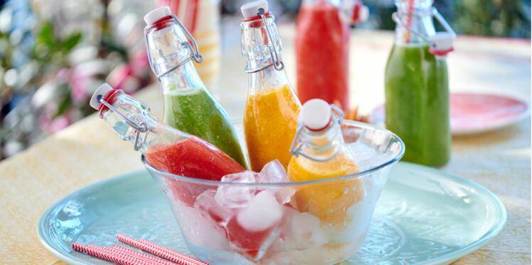 Gaspacho en 3 couleurs