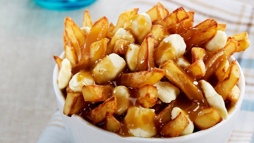 Poutine canadienne