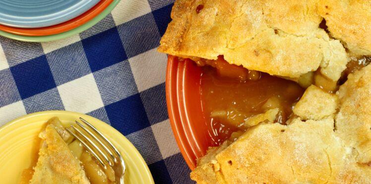 Pie aux pommes