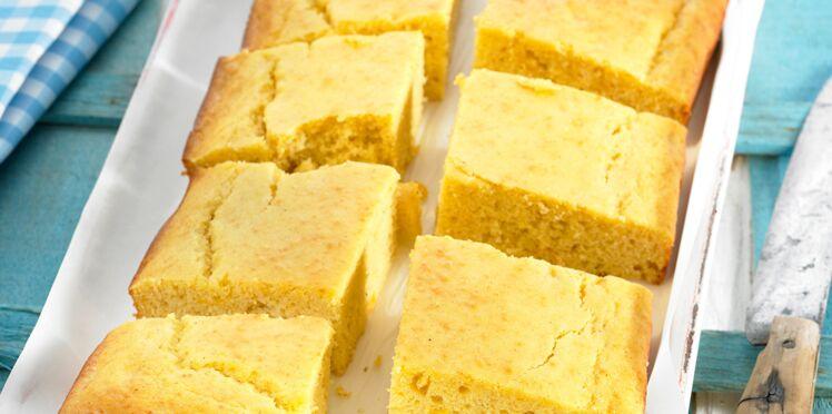 Gâteau de maïs à l'américaine