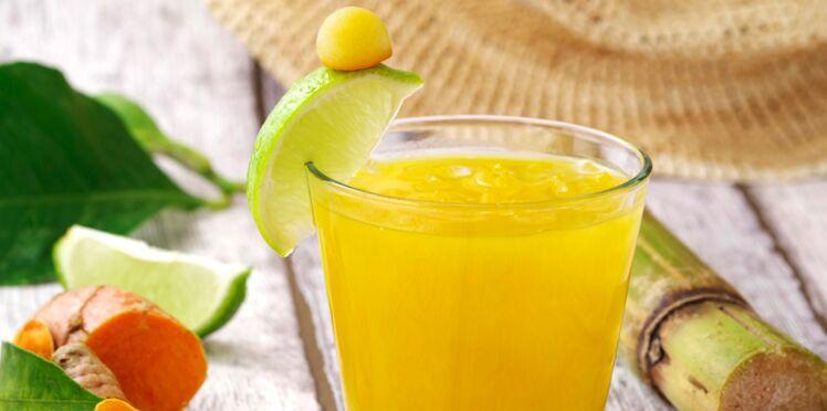 Cocktail plein soleil