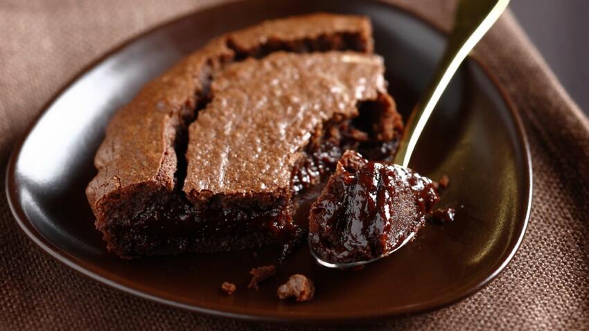 Gâteau fondant au chocolat hyper facile et délicieux
