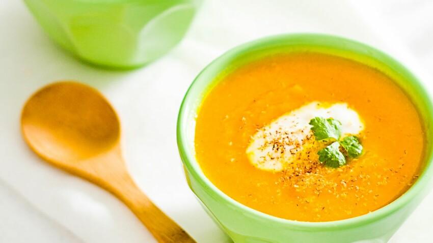 #soupe_carotte_minceur