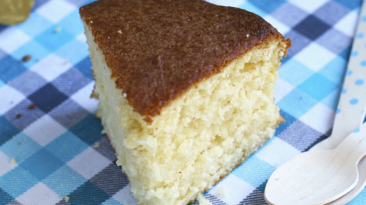 Gâteau simple Thermomix
