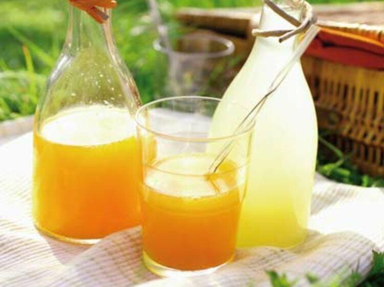 Orangeade et citronnade : découvrez les recettes de cuisine de Femme Actuelle Le MAG