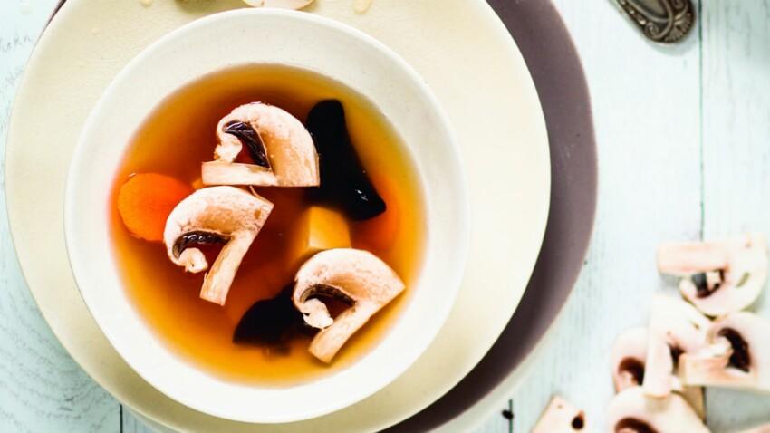 Soupe de miso comme au Japon