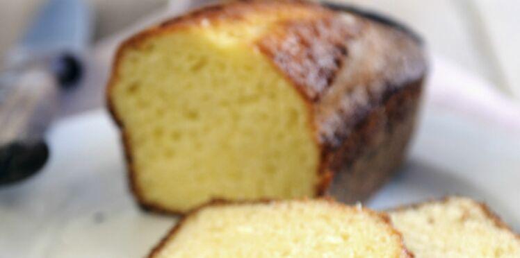 Le cake au citron sans beurre