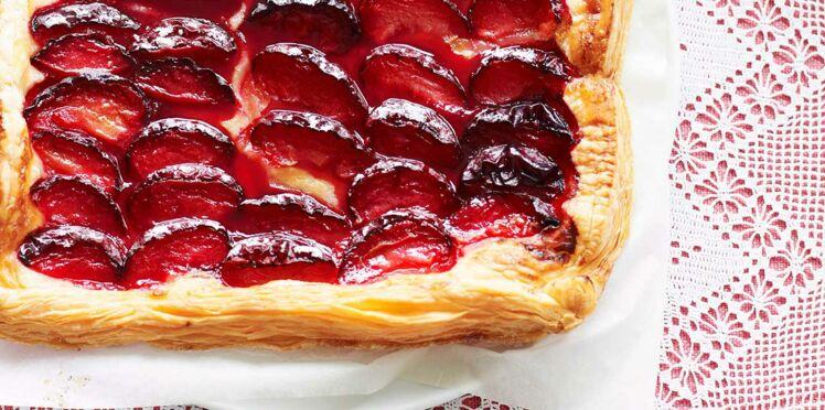 Rapides, classiques, rustiques, nos recettes de tartes et clafoutis aux prunes
