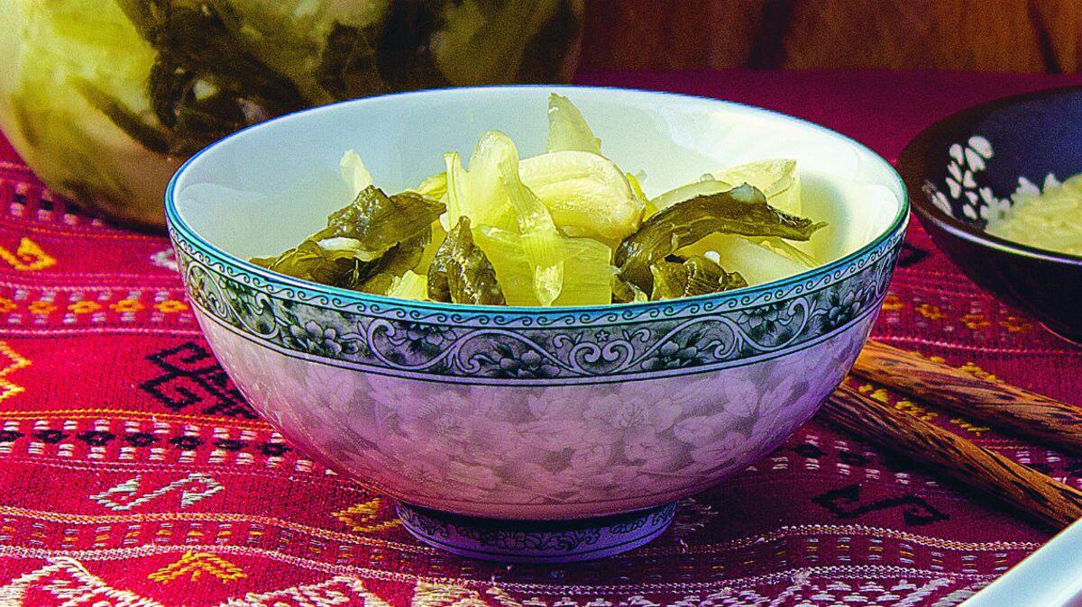 Oignons nouveaux la mode asiatique d couvrez les recettes de cuisine de femme actuelle le mag - Cuisine a la mode ...