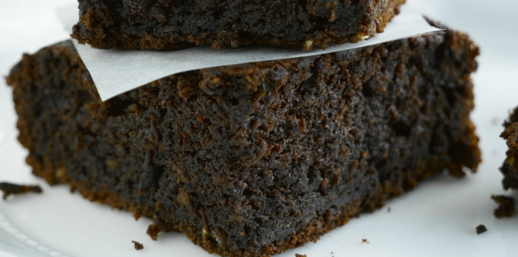 Guinness brownies extra noirs