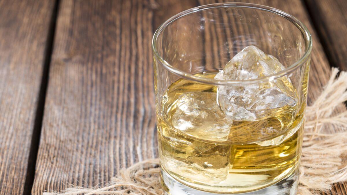 Rhum cocktail au cidre