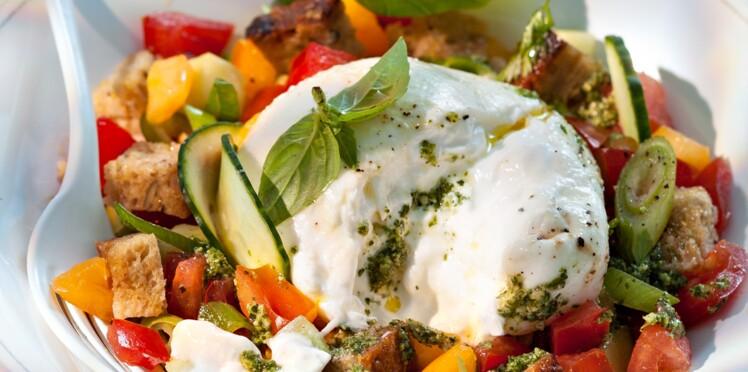 Nos recettes de salades carrément bluffantes