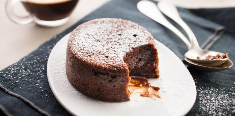 Cookeo : moelleux au chocolat