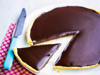 Tarte au chocolat : nos recettes préférées