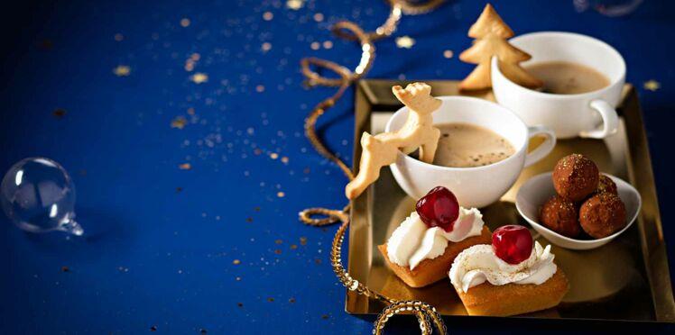 Café gourmand de Noël