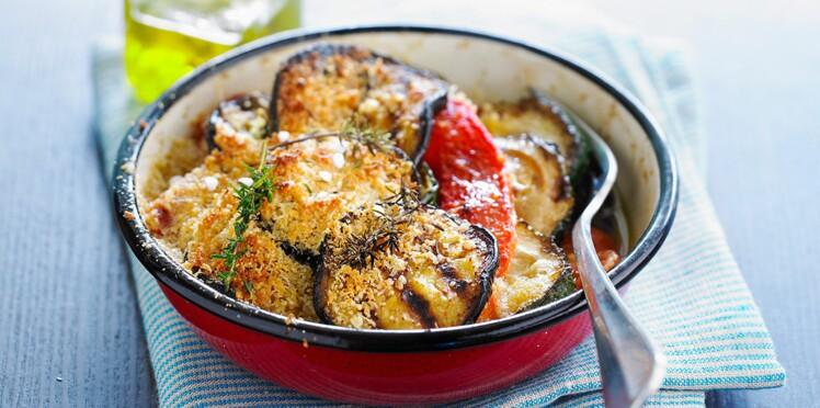 Nos recettes de tians de légumes qui sentent bon le soleil
