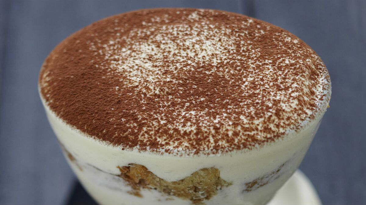 Tiramisu gourmand facile