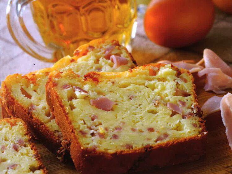 Cake De Sophie Cheddar Jambon