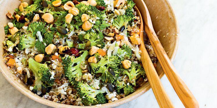 20 recettes légères pour un menu végétalien