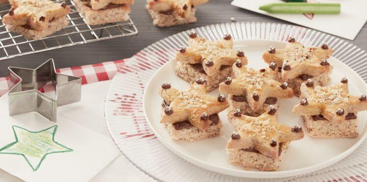 Biscuits double sensation au Nutella®