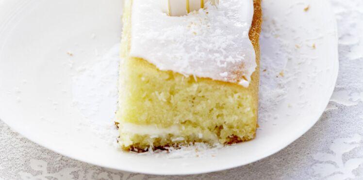 Gâteau à la noix de coco facile