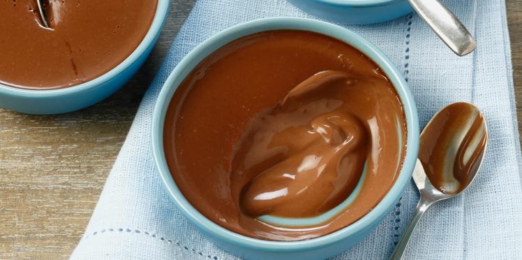 Pots de crème au chocolat de Sophie Dudemaine