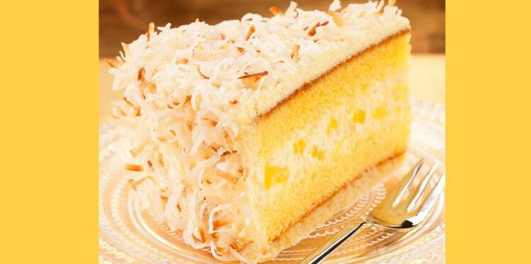 Gâteau Singapour