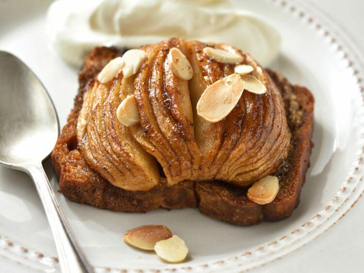 Pommes gratinées aux amandes : découvrez les recettes de cuisine de Femme Actuelle Le MAG