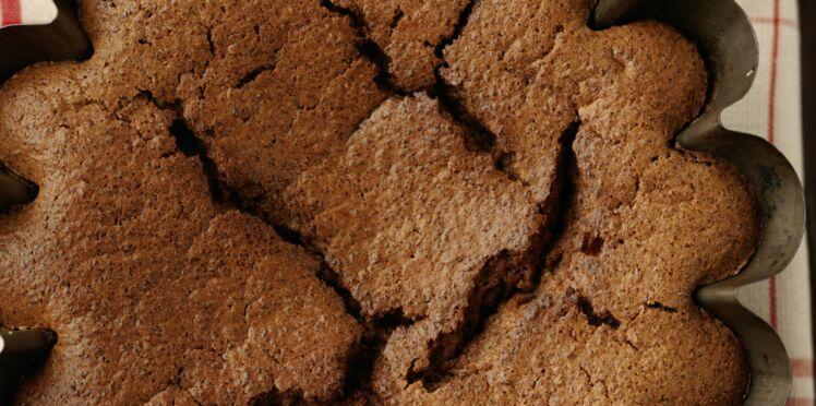 Gâteau de semoule chocolat - noisette